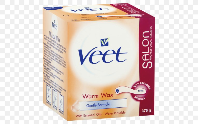 Veet Waxing Hair Removal Essential Oil Png 515x515px Veet