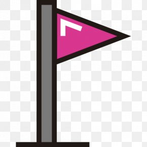 Rectangle Symbol Purple PNG