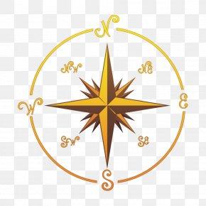 Compass - Piracy Sword Set Euclidean Vector Human Skull Symbolism PNG