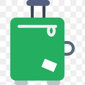 Suitcase - Suitcase Baggage Cart Hand Luggage Icon PNG