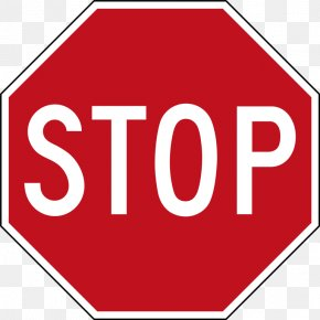 Free Printable Stop Sign - Stop Sign Manual On Uniform Traffic Control Devices Copyright All-way Stop Clip Art PNG
