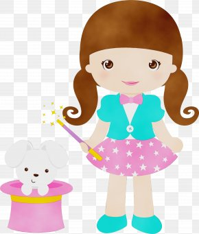 Child Toy - Cartoon Doll Toy Child PNG