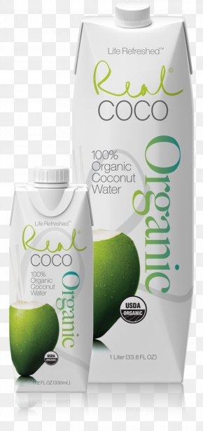 Juice - Coconut Water Juice Organic Food Brand PNG
