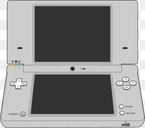 Handheld - Wii U Video Game Consoles Nintendo DS Xbox 360 PNG