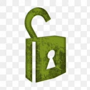 Green Lock Cliparts - Padlock Keyhole Clip Art PNG