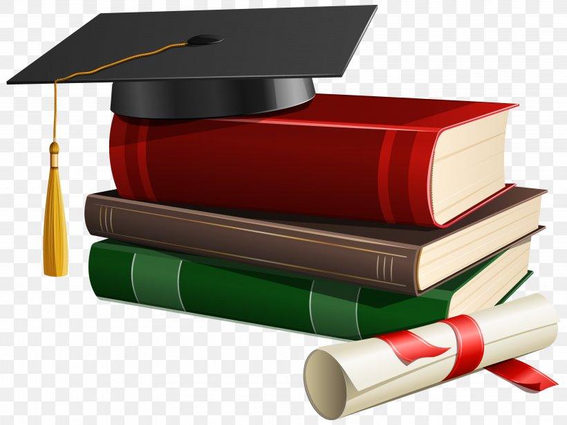 Square Academic Cap Graduation Ceremony Hat Clip Art, PNG, 3861x2893px, Square Academic Cap, Academic Degree, Bachelor S Degree, Book, Box Download Free
