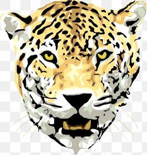 Jaguar - Jaguar Felidae Cheetah Snow Leopard Clip Art PNG