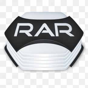 RAR Archive File PNG