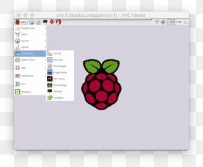 User Interface - Raspberry Pi Raspbian Graphical User Interface Operating Systems PNG