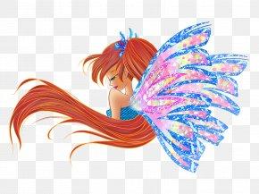 Fairy - Bloom Musa Sirenix Drawing PNG