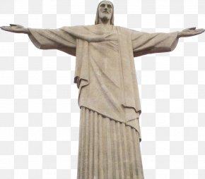 Jesus Christ - Christ The Redeemer Corcovado Sugarloaf Mountain Lapa, Rio De Janeiro Statue PNG