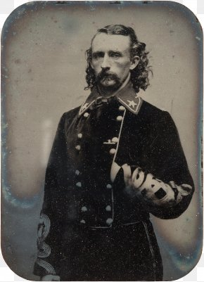 Military - George Armstrong Custer Battle Of The Little Bighorn Black Hills Expedition American Civil War PNG