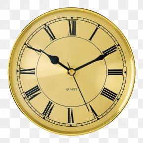 European-style Alarm Clock - Quartz Clock Movement Longcase Clock Mantel Clock PNG