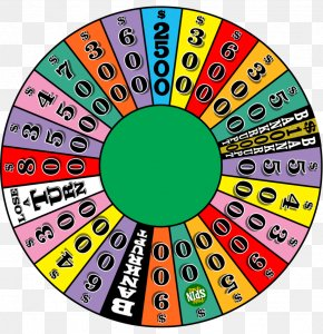 Fortune - Wheel Of Fortune 2 Game Show Video Game Television PNG