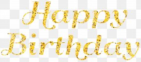 Happy Birthday Free Clip Art Image - Birthday Clip Art PNG