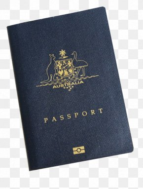 Blue Passport - United States Passport Travel Visa PNG