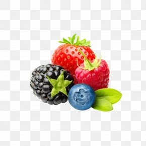 Strawberry Blueberry Fresh Fruit - Juice Berry VIP Electronic Cigarette Food Fruit PNG
