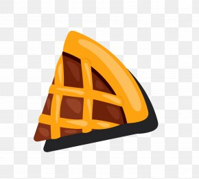Pizza - Ice Cream Waffle Pizza Dessert PNG