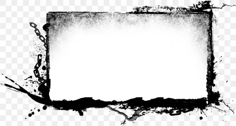 Picture Frame Frame, PNG, 1024x546px, Ink, Blackandwhite, Ink Wash Painting, Motif, Painting Download Free