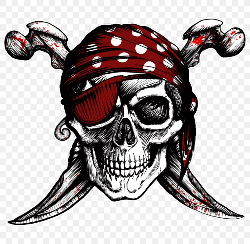 Sticker Decal Piracy Skull And Crossbones Abziehtattoo, PNG, 800x800px, Sticker, Abziehtattoo, Adhesive, Bone, Bumper Sticker Download Free