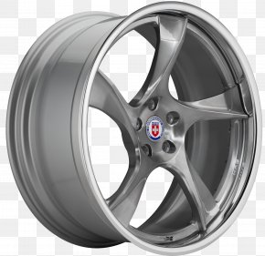 Wheel Rim - Car HRE Performance Wheels Alloy Wheel Rim PNG