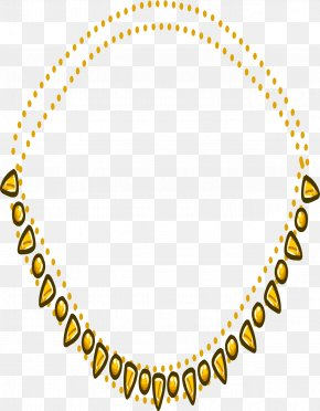 Club - Necklace Jewellery Gold Chain PNG