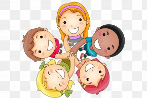Learning Clipart Three Children - Clip Art Cooperative Learning Collaborative Learning Teacher Education PNG