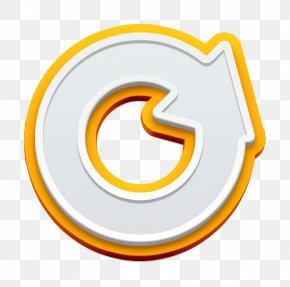 Sticker Emblem - Again Icon Arrow Icon Circle Icon PNG
