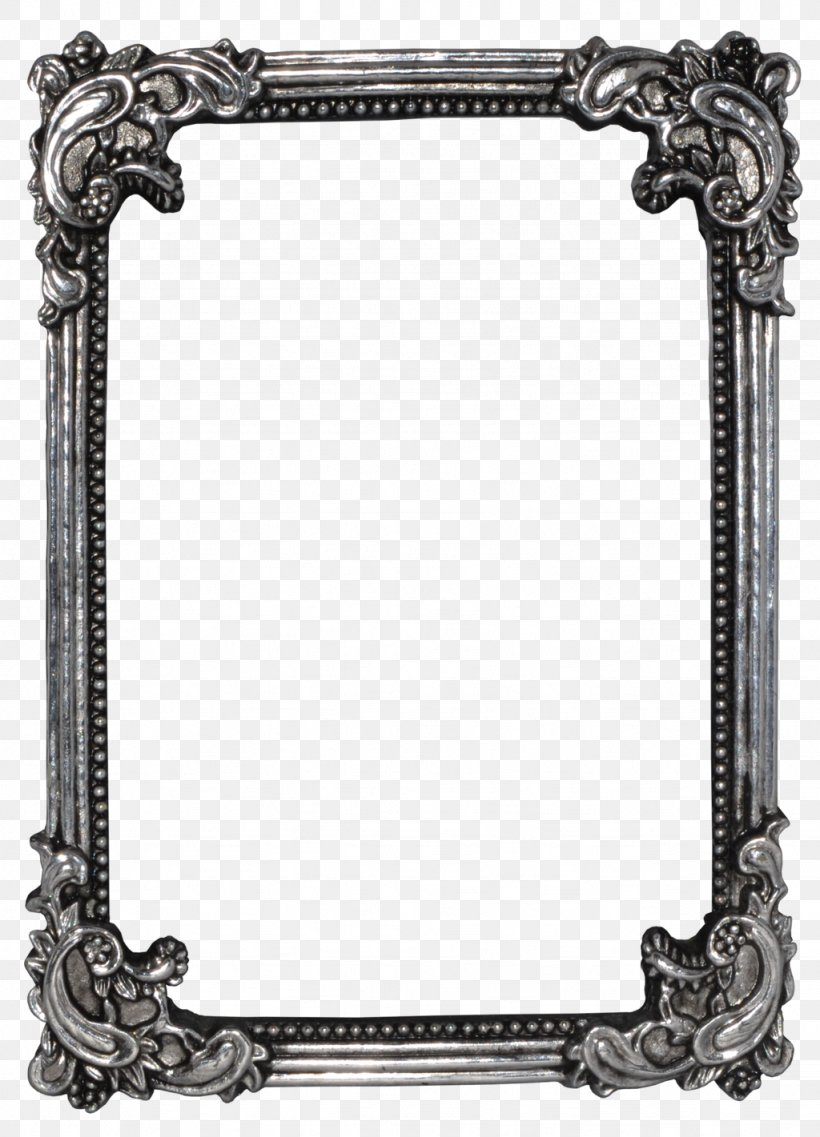 Picture Frame, PNG, 1024x1421px, Picture Frames, Black And White, Computer Graphics, Decorative Arts, Metal Download Free