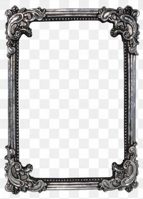 Vintage Frame - Picture Frame PNG