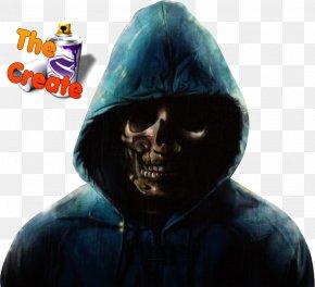 Anonymous - Hacker Anonymous Rendering Google Hacking Phreaking PNG