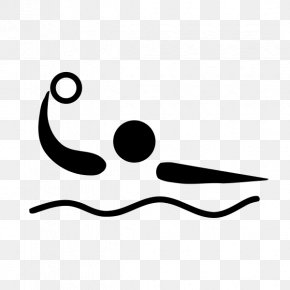 Water Polo - Summer Olympic Games Water Polo Clip Art PNG