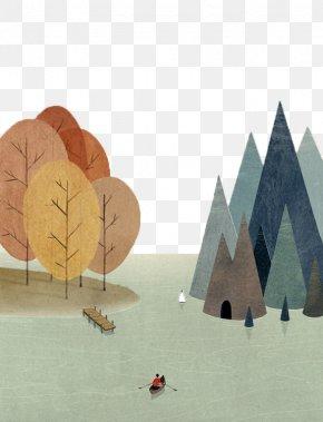 Forest - Artist Drawing Illustrator Illustration PNG