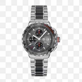 TAG Heuer Automatic Mechanical Watch - Formula One Watch TAG Heuer Chronograph Dial PNG