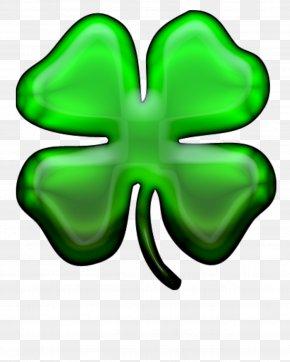 Saint Patrick's Day - Saint Patrick's Day Shamrock Art PNG