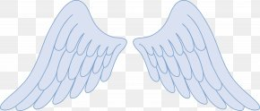 Wings - Cherub Angel Drawing Clip Art PNG