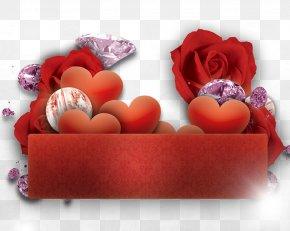 Valentine's Day Diamond Element - Valentines Day Poster Love PNG