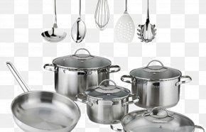 Kitchen - Cookware Kitchen Cooking Stainless Steel Non-stick Surface PNG