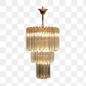 Lustre - Murano Light Fixture Lighting Chandelier PNG