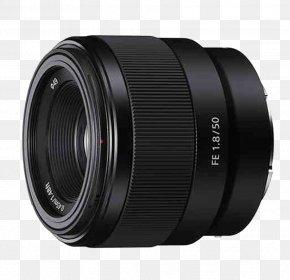 Sony Lens - Sony FE 50mm F1.8 Canon EF 50mm Lens Nikon AF-S DX Nikkor 35mm F/1.8G Sony E 50mm F1.8 OSS PNG