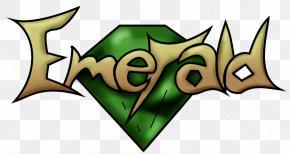 Posters Element Plane - Clip Art Illustration Leaf Logo Emerald PNG