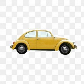 Car Model - Model Car Volkswagen Beetle Automotive Design Sedan PNG