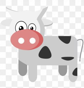 Mad Cow Cliparts - Angus Cattle Texas Longhorn Beef Cattle Clip Art PNG