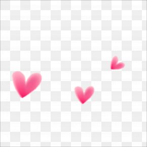 Heart-shaped - Heart Valentine's Day Love Desktop Wallpaper PNG