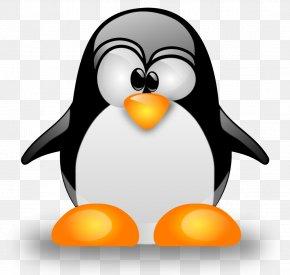Linux Logo - Linux Distribution Operating System Linux Kernel PNG
