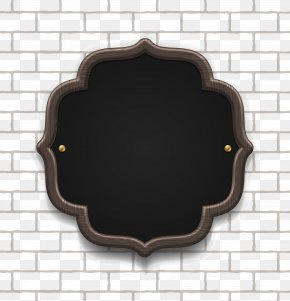Vector Brick Wall Surface - Rectangle PNG