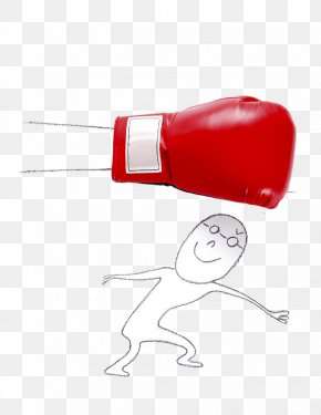 Creative Boxing Gloves - Boxing Glove Boxing Glove PNG