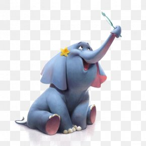 Cartoon Baby Elephant - Cartoon Drawing Model Sheet Elephant Illustration PNG