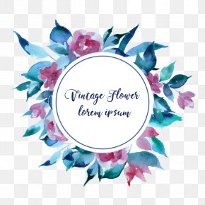 Flower - Image Flower Clip Art Borders And Frames PNG