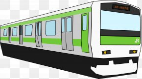 Train - Train Rail Transport Clip Art PNG